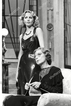 Glynis Barber and Miriam Karlin