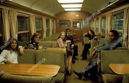 The Cassandra Crossing,  Ann Turkel,  Ray Lovelock,  Ava Gardner,  Lionel Stander,  Sophia Loren,  Alida Valli,  O J Simpson