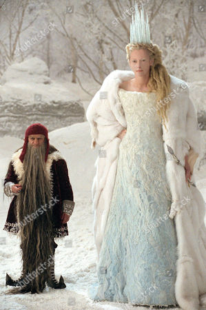 Stock Image of The Chronicles Of Narnia: The Lion The Witch And The Wardrobe,  Kiran Shah,  Tilda Swinton