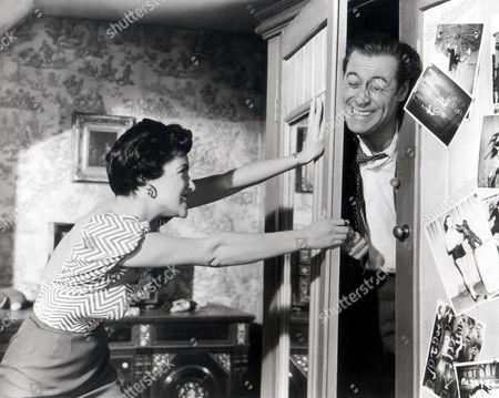 The Constant Husband,  Nicole Maurey,  Rex Harrison