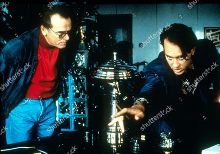The Player,  Dean Stockwell,  Richard E Grant