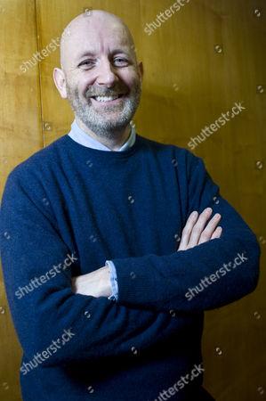 Stock Photo of Nick Sharratt, who illustrates many of Jacqueline Wilson's books