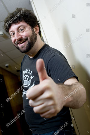 Stock Photo of Andy Stanton
