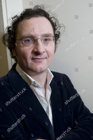 Stock Image of Anthony McGowan