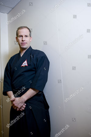 Stock Photo of Chris Bradford, author of the Young Samurai books