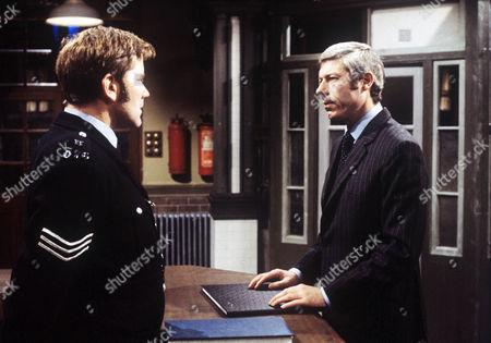 Brian Rawlinson and John Woodvine