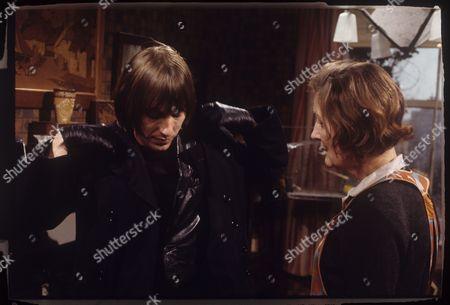Stock Photo of Kenneth Cranham and Betty Romaine