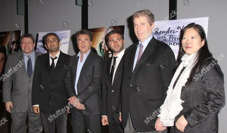 Editorial image of 'The Intouchables' Film Screening at the Opening night of Rendez-Vous with French Cinema, New York, America - 01 Mar 2012