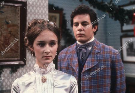 Editorial photo of 'ITV Playhouse - The Schoolmistress' TV Programme - 1980