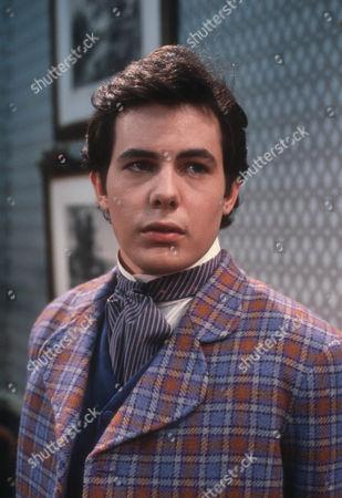Daniel Abineri as Reginald Paulover