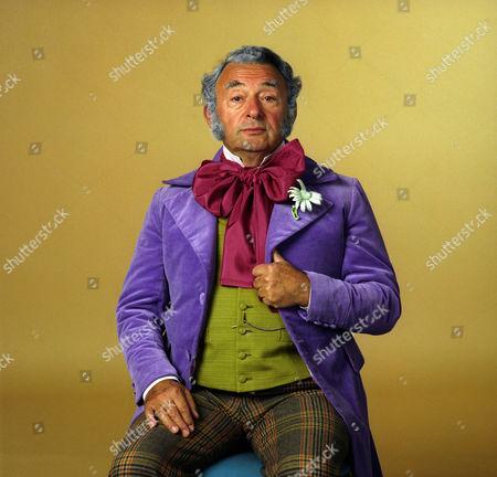 Stock Photo of Bernard Spear as Otto Bernstein