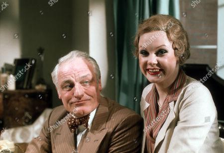 Charles Gray and Judi Maynard