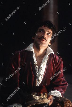 Sir Ben Kingsley as Edmund Kean