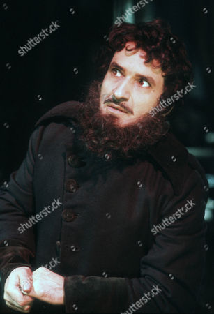 Sir Ben Kingsley as Edmund Kean