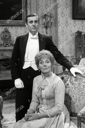 Stock Photo of Guy Slater as Earl of Mickleham and Petra Davies as Mrs Hilary Musgrave