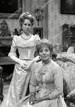 Stock Photo of Felicity Kendal as Dolly and Petra Davies as Mrs Hilary Musgrave