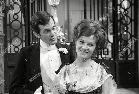 Daniel Massey as Samuel Travers and Debbie Bowen as Cousin Phyllis