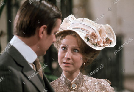 Stock Image of Guy Slater as Earl of Mickleham and Felicity Kendal as Dolly