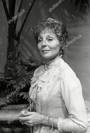 Stock Picture of Petra Davies as Mrs Hilary Musgrave