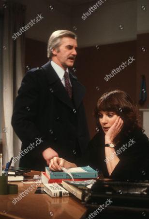 Bernard Gallagher as Derek Gayton and Jan Francis as Prudence Dunning