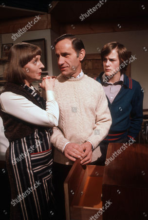 Barbara Leigh Hunt, Geoffrey Palmer and Jonathan Holt