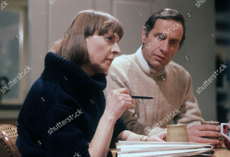 Barbara Leigh Hunt and Geoffrey Palmer