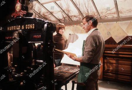 Jonathan Holt and Geoffrey Palmer