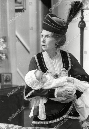 Stock Image of Joan Haythorne as Mrs Shuttleworth