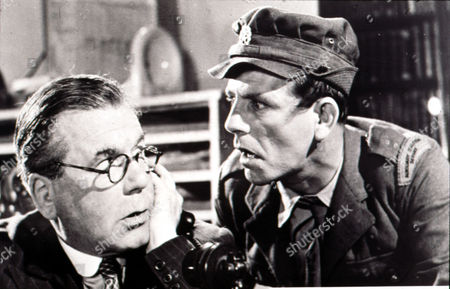 The Square Peg,  Edward Chapman,  Norman Wisdom