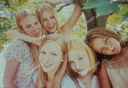 Stock Picture of Virgin Suicides,  Leslie Hayman,  Kirsten Dunst,  Chelse Swain,  A J Cook,  Hanna R Hall