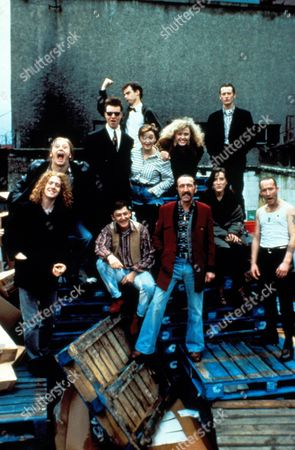The Commitments,  Michael Aherne,  Robert Arkins,  Felim Gormley,  Bronagh Gallagher,  Angeline Ball,  Andrew Strong,  Glen Hansard,  Kenneth Mccluskey,  Johnny Murphy,  Maria Doyle,  Dave Finnegan