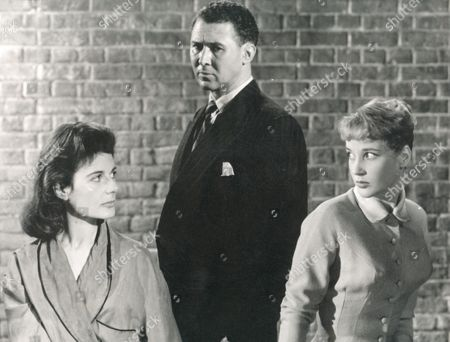 Woman In A Dressing Gown,  Yvonne Mitchell,  Anthony Quayle,  Sylvia Syms