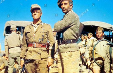 Tobruk,  George Peppard,  Nigel Green