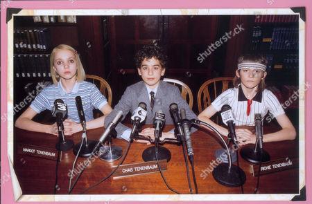 The Royal Tenenbaums,  Irene Gorovaia,  Aram Aslanian-persico,  Amadeo Turturro