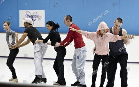 Team Matt, Matthew Wolfenden, Andy Whyment, Chico Slimani, Jodeyne Higgins, Nina Ulanova, Vicky Ogden