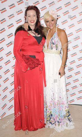 Sharon Marshall and Caroline Monk
