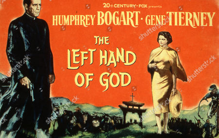 Stock Picture of The Left Hand Of God - 002