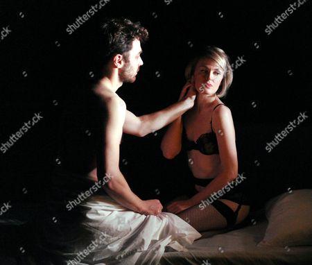 'Red Light Winter' - Ilan Goodman as Matt and Sally Tatum as Christina