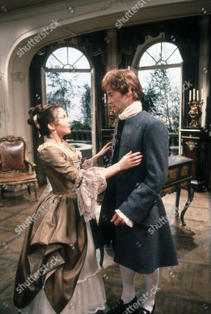 Mary Chilton as Adrienne and Rupert Frazer as Jacques