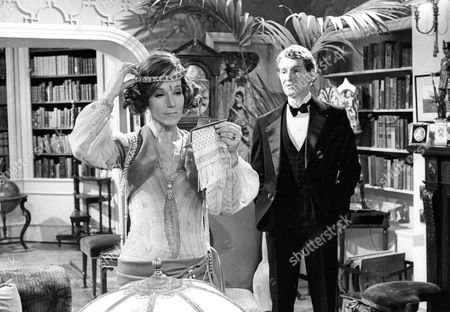 Judy Campbell as Lady Frinton and Corin Redgrave as Willie Tatham