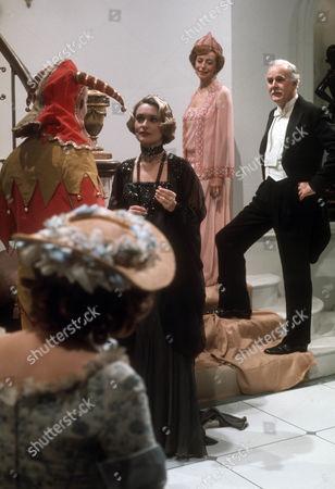 Alexandra Bastedo as Kitty Lake, Gwen Watford as Lady Frinton and Richard Vernon as Lord Grenham