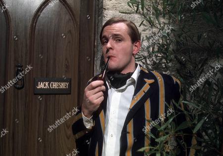 Stock Photo of Osmond Bullock as Jack Chesney