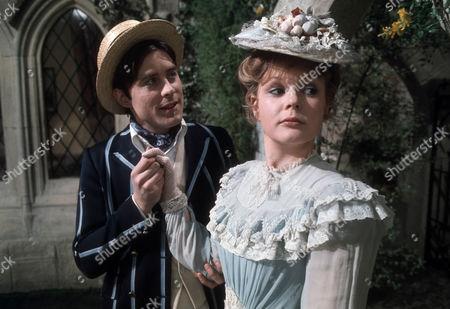 Alun Lewis as Charley Wykeham and Judi Maynard as Amy Spettigue