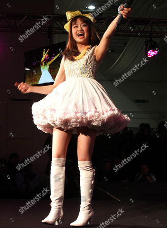 Editorial picture of Hyper Japan at Earls Court, London, Britain - 25 Feb 2012