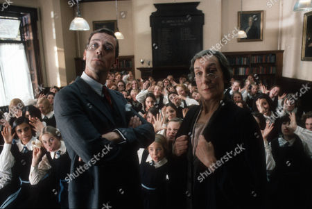 Editorial picture of 'Jeeves and Wooster' TV Programme - 1991