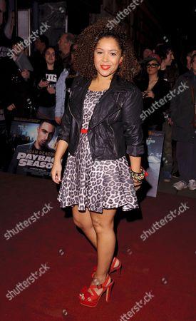 Editorial photo of 'Payback Season' film premiere, London, Britain - 06 Mar 2012