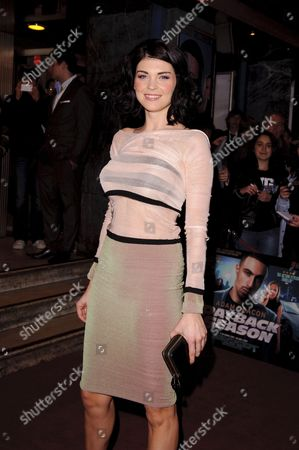 Editorial photo of 'Payback Season' film premiere, London, Britain - 06 Mar 2012