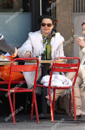 Editorial image of Bjork and Isadora Barney Out and About in New York, America - 06 Mar 2012
