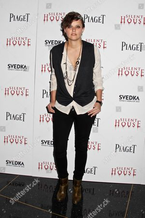 Editorial picture of 'Silent House' film premiere, New York, America - 06 Mar 2012