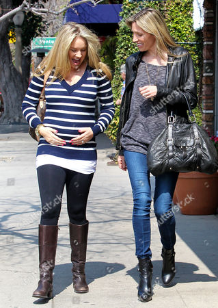 Tiffany Thornton and Wendy Bellissimo